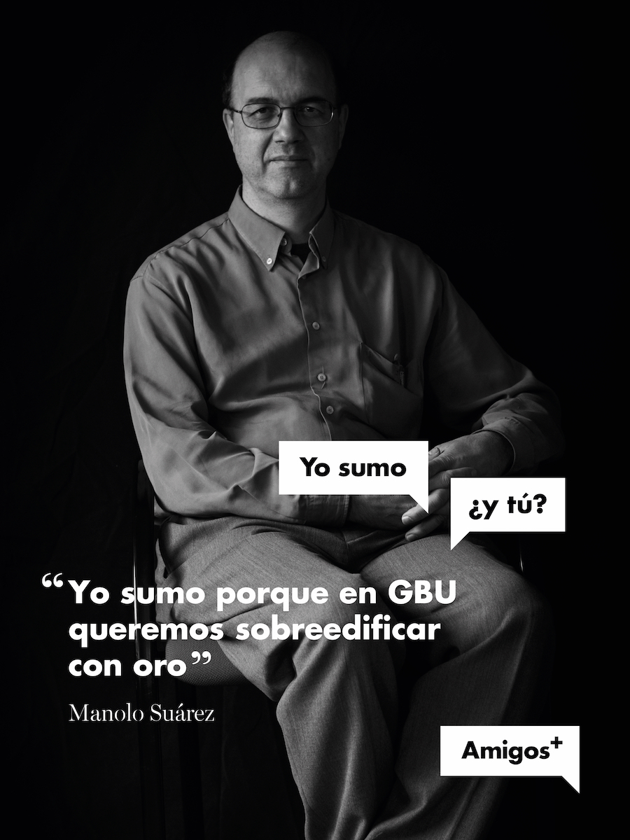 Manuel Suarez Amigos +