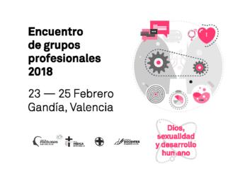 Encuentro de Grupos Profesionales 2018