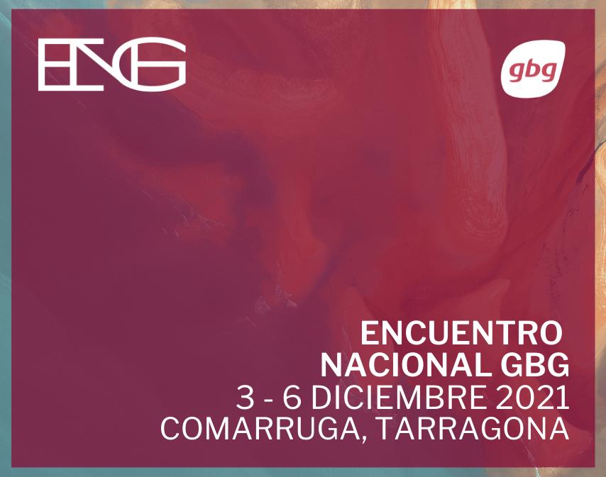 Encuentro Nacional GBG 2021