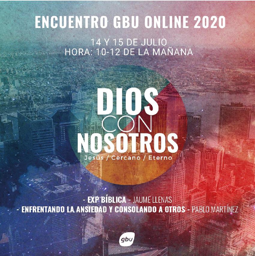 Encuentro GBU Online 2020