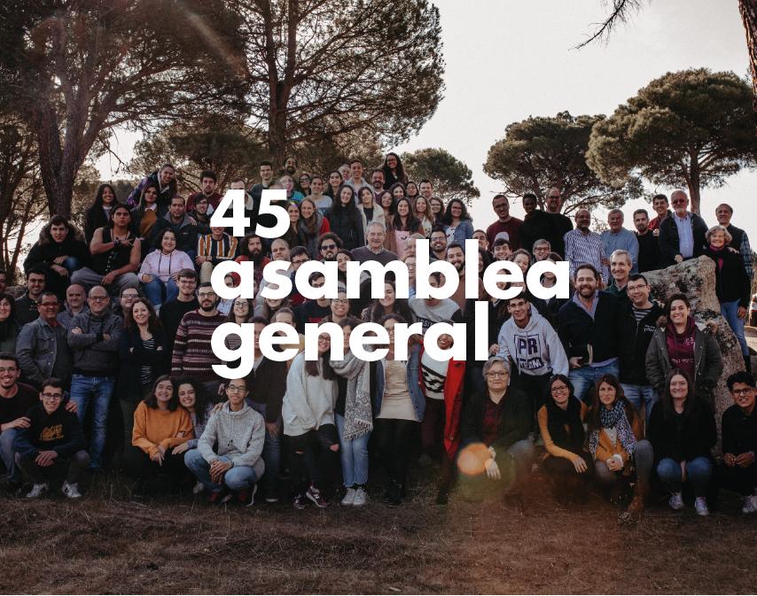 45 asamblea general