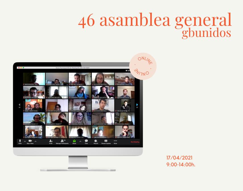 46 asamblea general