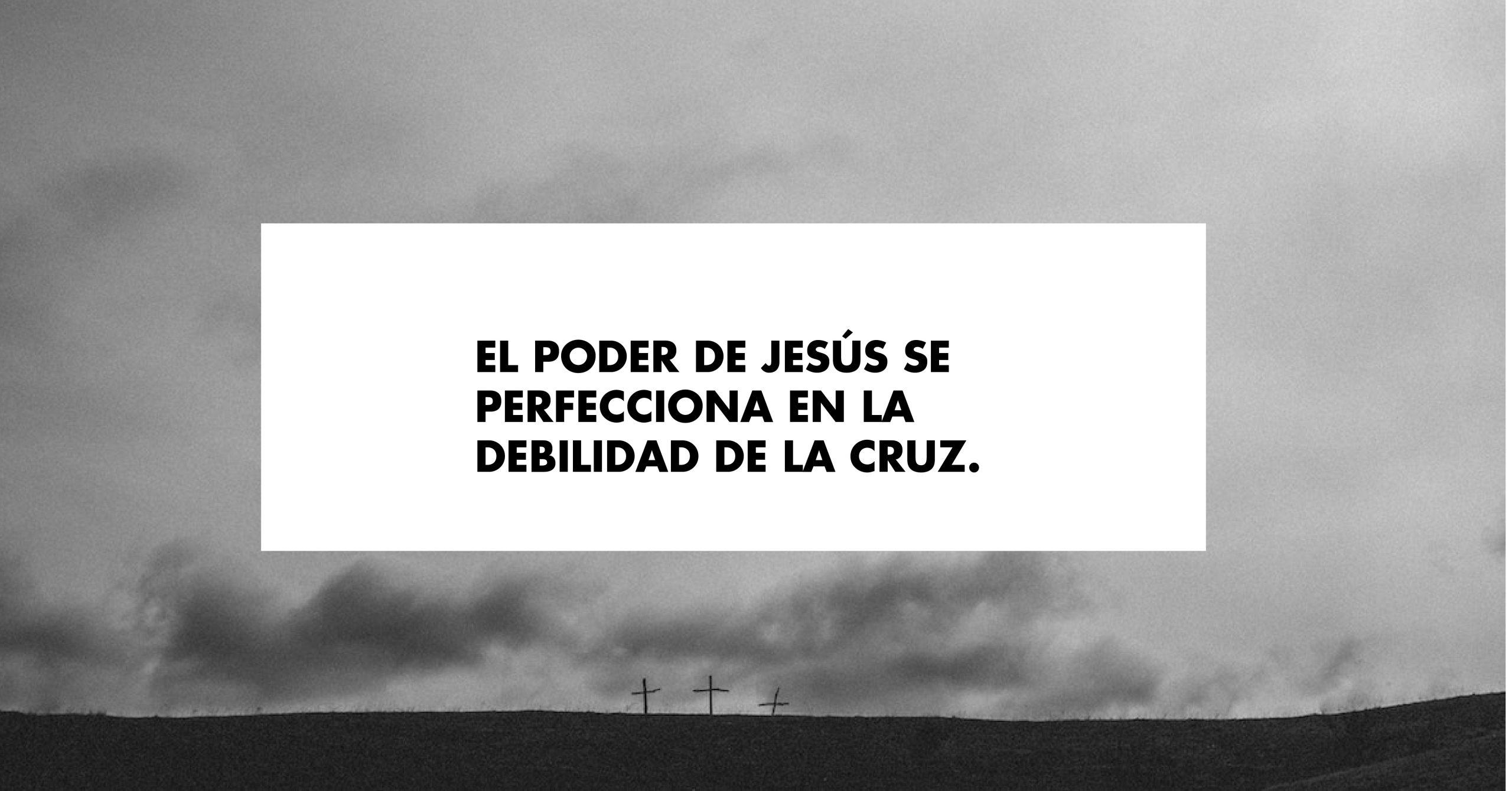 La cruz de Jesús